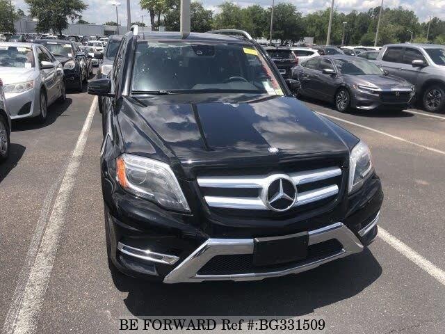 2014 Mercedes Benz Glk Class