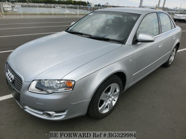 Used 2007 AUDI A4 BG329984 for Sale
