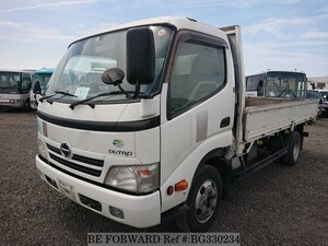 Used 2009 HINO DUTRO BG330234 for Sale