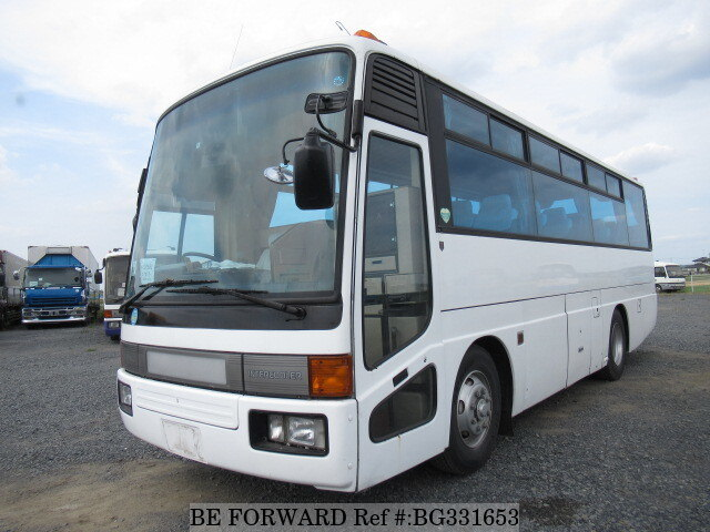 Used 1991 MITSUBISHI AERO MIDI BG331653 for Sale