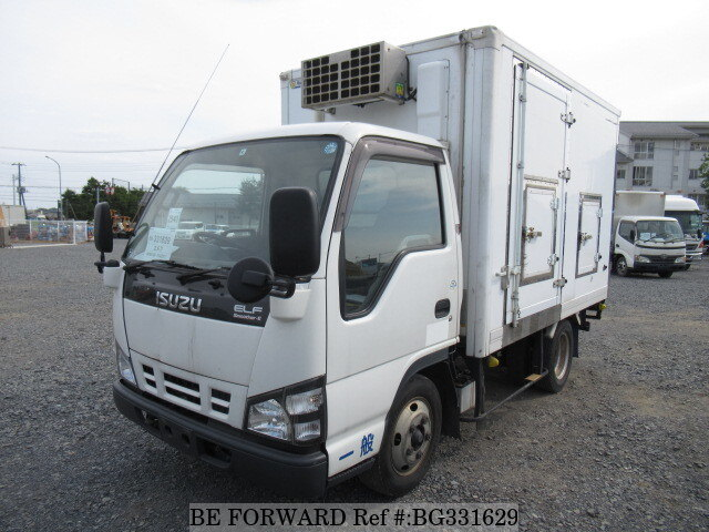 Used 2006 ISUZU ELF TRUCK BG331629 for Sale