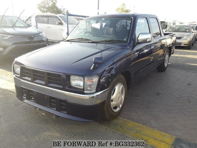Used 1997 TOYOTA HILUX BG332362 for Sale