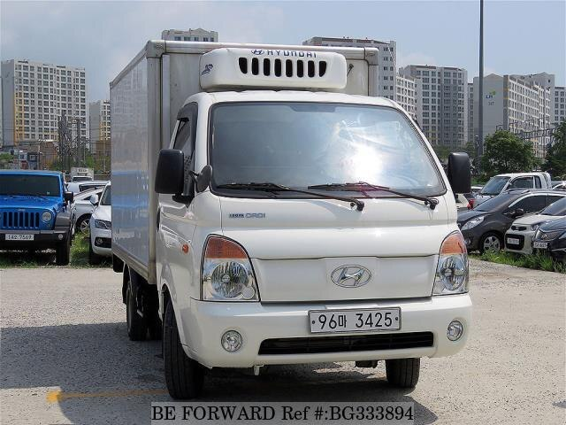 Used 2012 HYUNDAI PORTER BG333894 for Sale