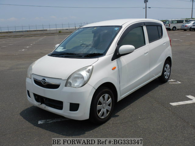 Used 2010 DAIHATSU MIRA BG333347 for Sale