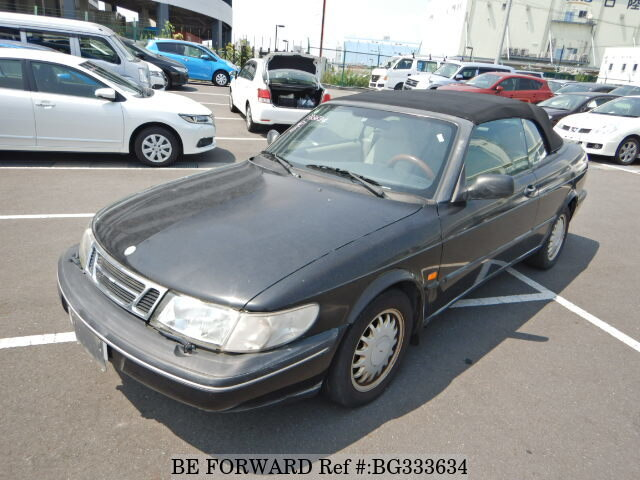 Saab For Sale >> Used 1996 Saab 900 Cabriolet E Db234ik For Sale Bg333634 Be Forward