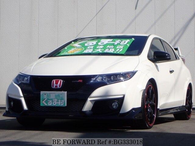 2016 Honda Civic Type R Price >> Used 2016 Honda Civic Type R Dba Fk2 For Sale Bg333018 Be
