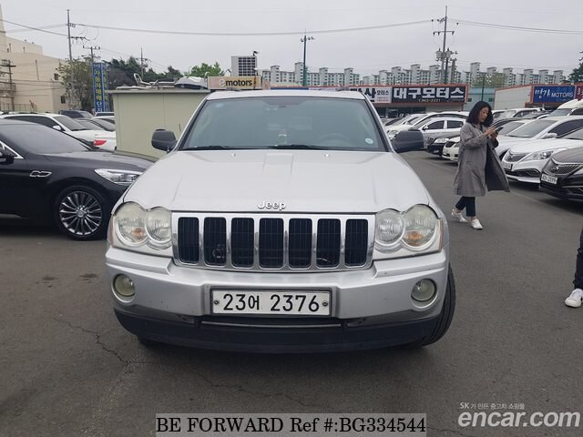 Used 2005 JEEP CHEROKEE BG334544 for Sale
