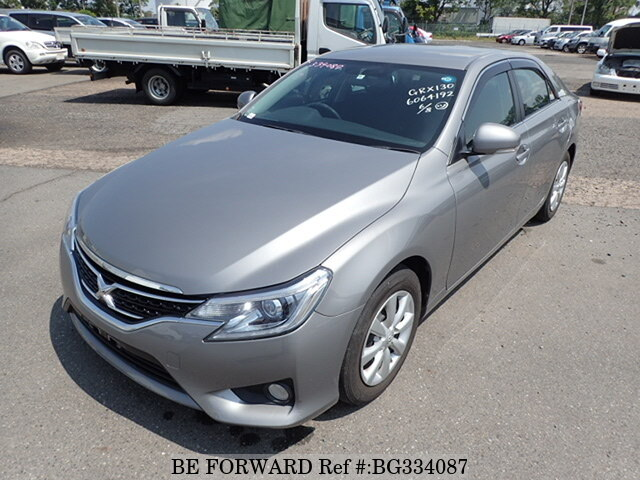 Used 2012 TOYOTA MARK X BG334087 for Sale