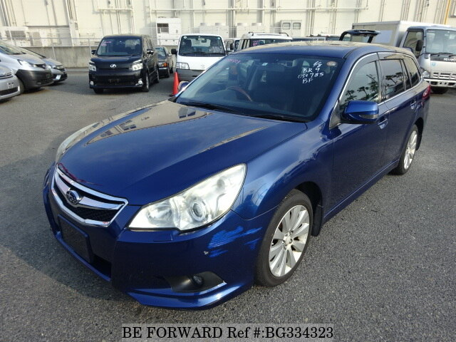 Used 2010 SUBARU LEGACY TOURING WAGON BG334323 for Sale