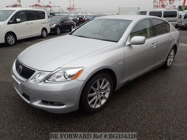 2006 Lexus Gs >> Used 2006 Lexus Gs Gs450h Version L Daa Gws191 For Sale