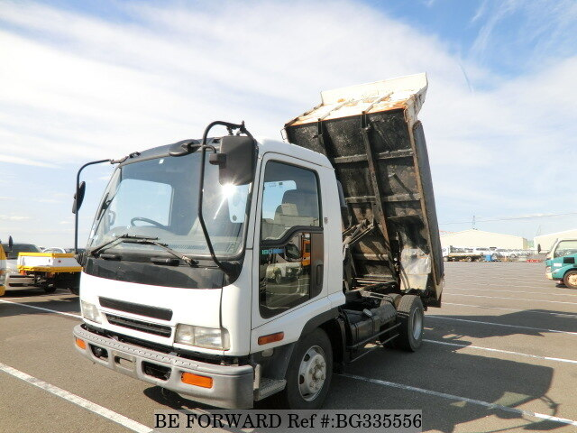 Used 2001 ISUZU FORWARD BG335556 for Sale