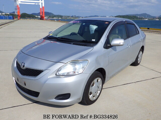 Used 2010 TOYOTA BELTA BG334826 for Sale