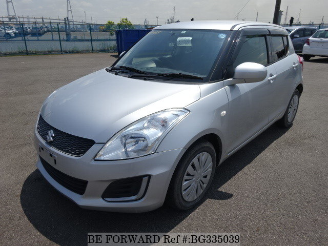 Used 2014 SUZUKI SWIFT BG335039 for Sale