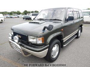 Used 1992 ISUZU BIGHORN BG335503 for Sale