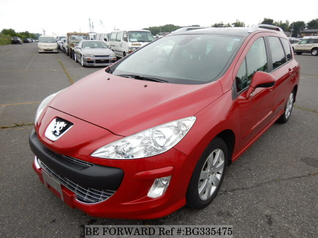Used 2011 PEUGEOT 308 BG335475 for Sale