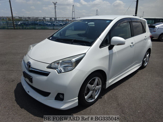 Used 2011 TOYOTA RACTIS BG335048 for Sale