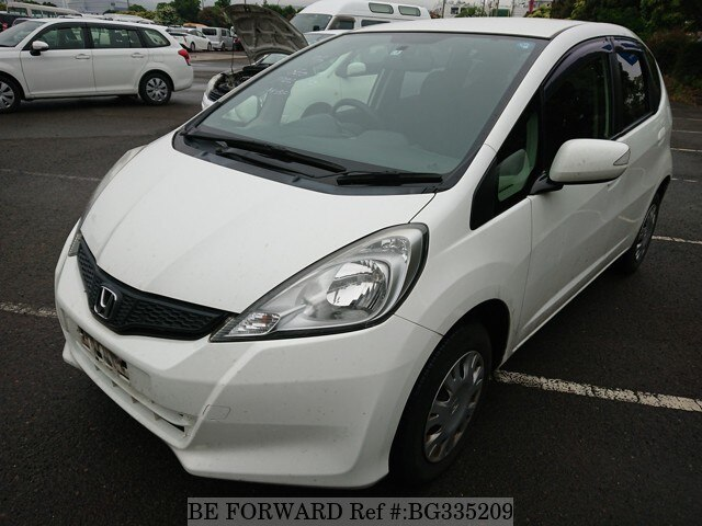 Used 2013 HONDA FIT BG335209 for Sale