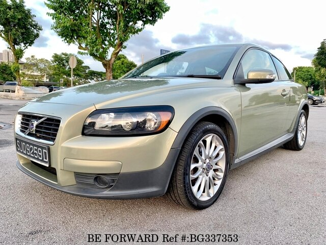 Used 2009 VOLVO C30 BG337353 for Sale