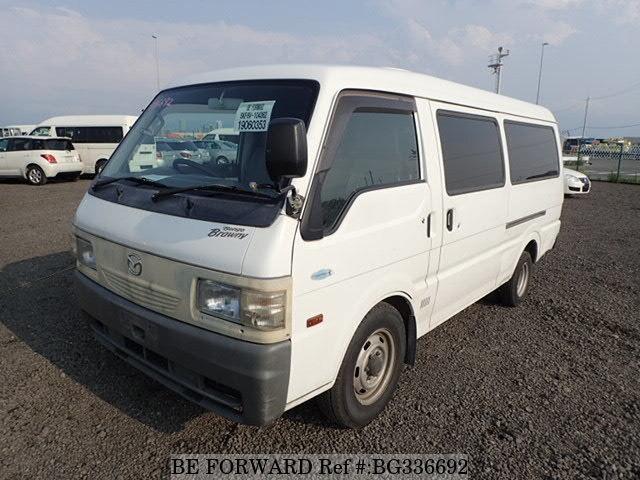 Used 2007 MAZDA BONGO BRAWNY VAN/KR-SKF6V for Sale ...