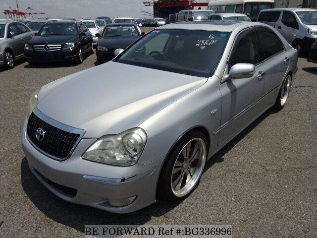 Used 2007 TOYOTA CROWN MAJESTA C TYPE F PKG 60TH SPECIAL ED/DBA