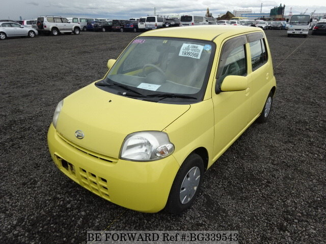Used 2008 DAIHATSU ESSE BG339543 for Sale