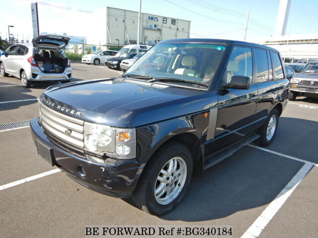 Used 2004 LAND ROVER RANGE ROVER HSE/GH-LM44 for Sale