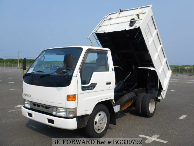 Used 1996 HINO RANGER2 BG339792 for Sale