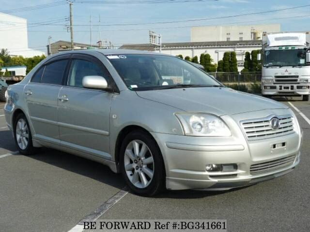 Used 2005 TOYOTA AVENSIS BG341661 for Sale