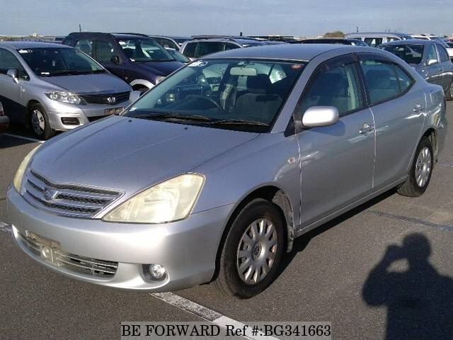Used 2002 TOYOTA ALLION BG341663 for Sale