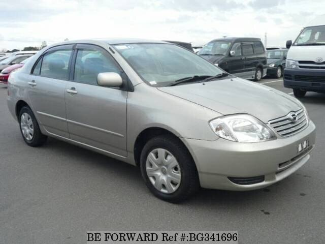 Toyota Corolla Used >> 2003 Toyota Corolla