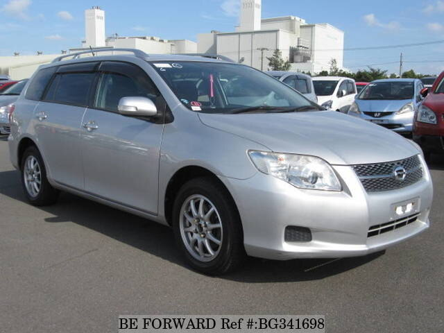 2008 Toyota Corolla For Sale >> 2008 Toyota Corolla Fielder