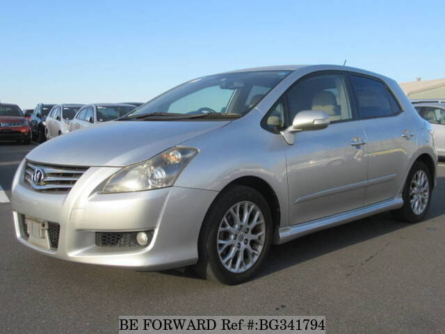 Used 2006 TOYOTA BLADE BG341794 for Sale