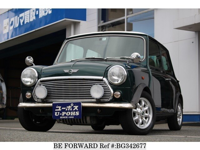 Used 1997 Rover Mini Kensingtone Xn12a For Sale Bg342677 Be Forward