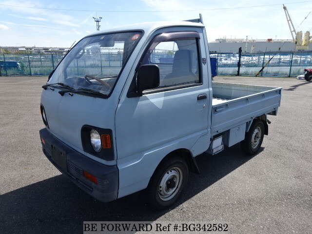 Used 1993 MITSUBISHI MINICAB TRUCK BG342582 for Sale