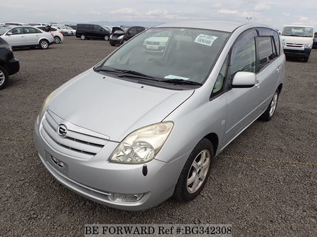 Used 2003 TOYOTA COROLLA SPACIO BG342308 for Sale