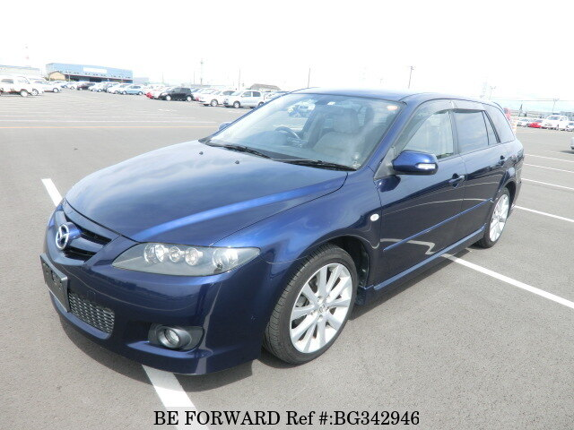 Used 2006 MAZDA ATENZA SPORT WAGON BG342946 for Sale