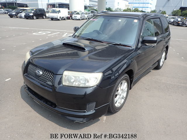 Used 2006 SUBARU FORESTER BG342188 for Sale