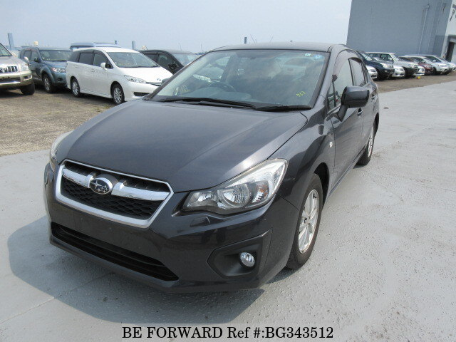 Used 2014 SUBARU IMPREZA G4 BG343512 for Sale