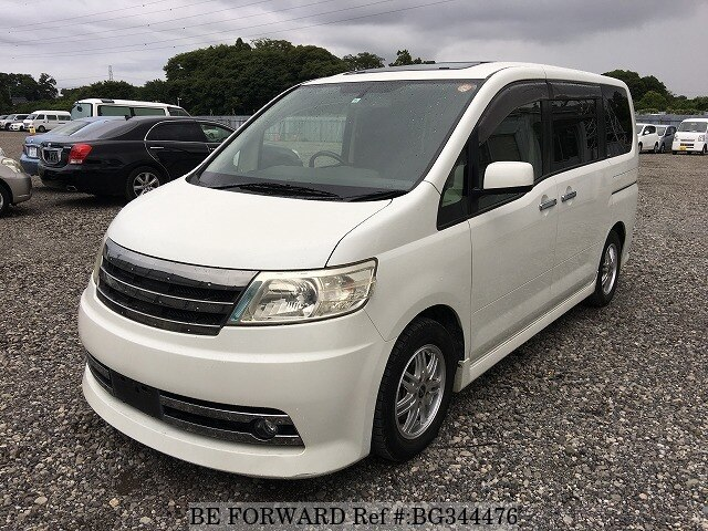 Used 2006 NISSAN SERENA BG344476 for Sale