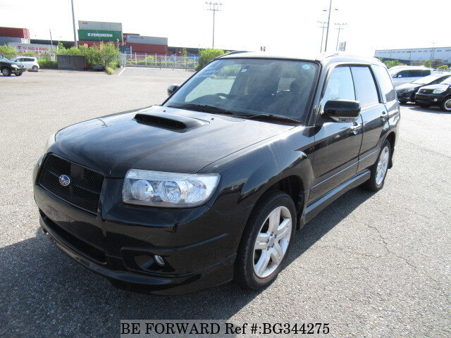 Used 2006 SUBARU FORESTER BG344275 for Sale