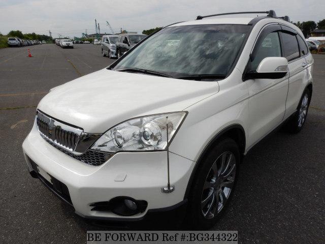 Used 2006 HONDA CR-V ZL/DBA-RE3 for Sale BG344322 - BE FORWARD