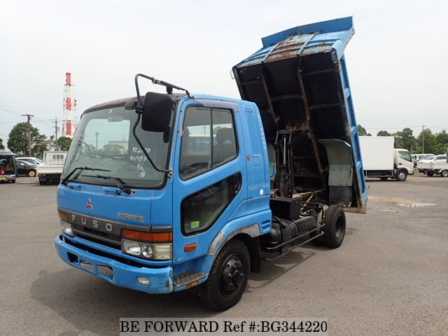 Used 1996 MITSUBISHI FIGHTER BG344220 for Sale