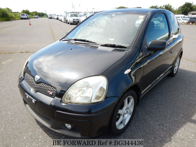 Used 2004 TOYOTA VITZ RS/CBA-NCP13 for Sale BG344436 - BE FORWARD
