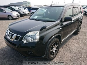 Used 2011 NISSAN X-TRAIL BG345252 for Sale