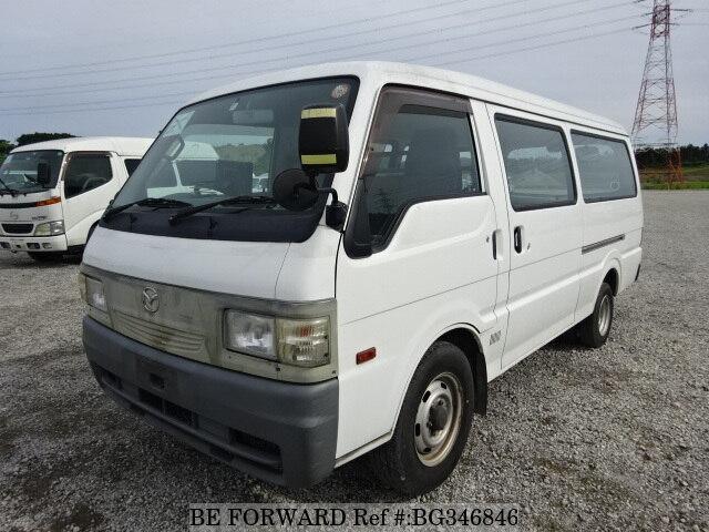 Used 2009 MAZDA BONGO BRAWNY VAN/ADF-SKF6V for Sale ...