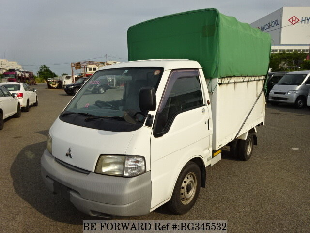 Used 2004 MITSUBISHI DELICA TRUCK BG345532 for Sale