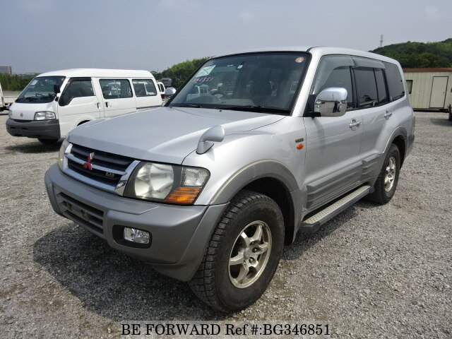 Used 2000 MITSUBISHI PAJERO BG346851 for Sale