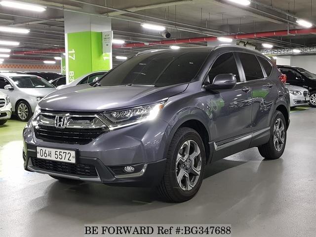 2017 Honda Crv For Sale >> Used 2017 Honda Cr V For Sale Bg347688 Be Forward