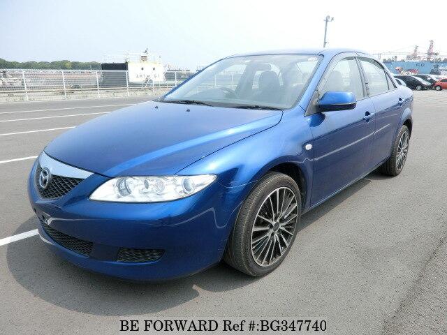 Mazda Portal Login >> Used 2002 Mazda Atenza La Ggep For Sale Bg347740 Be Forward