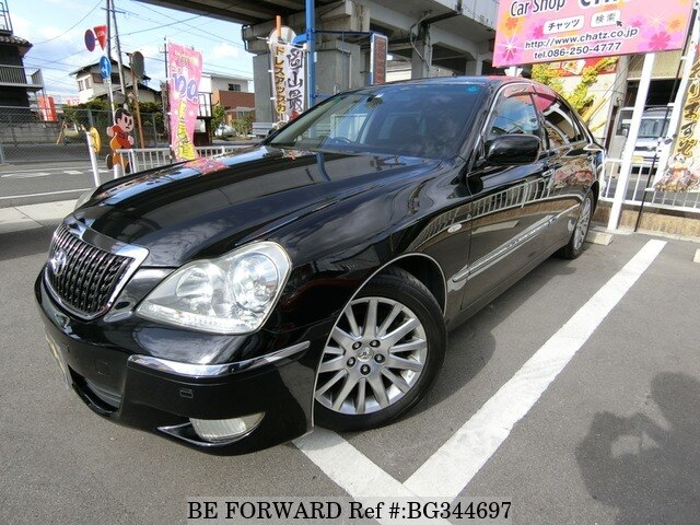 2005 TOYOTA Crown Majesta